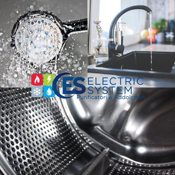 Addolcitore e Purificatore acqua Electric System Urbino