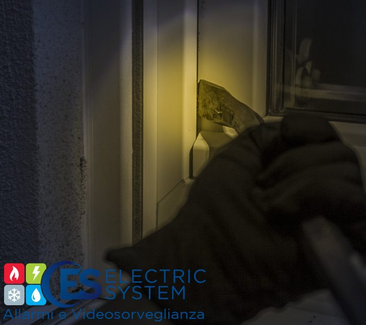 Electric System Pesaro Urbino Allarme Antintrusione Antifurto