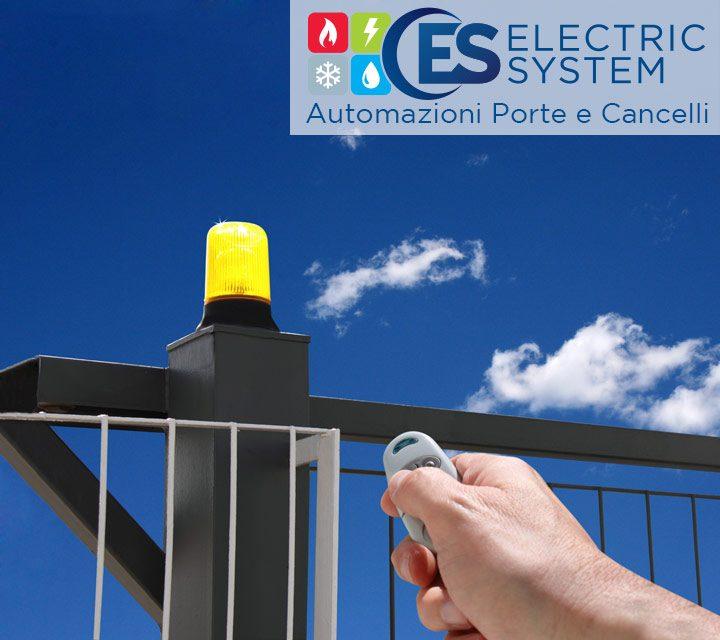 Automazione porte e cancelli Electric System